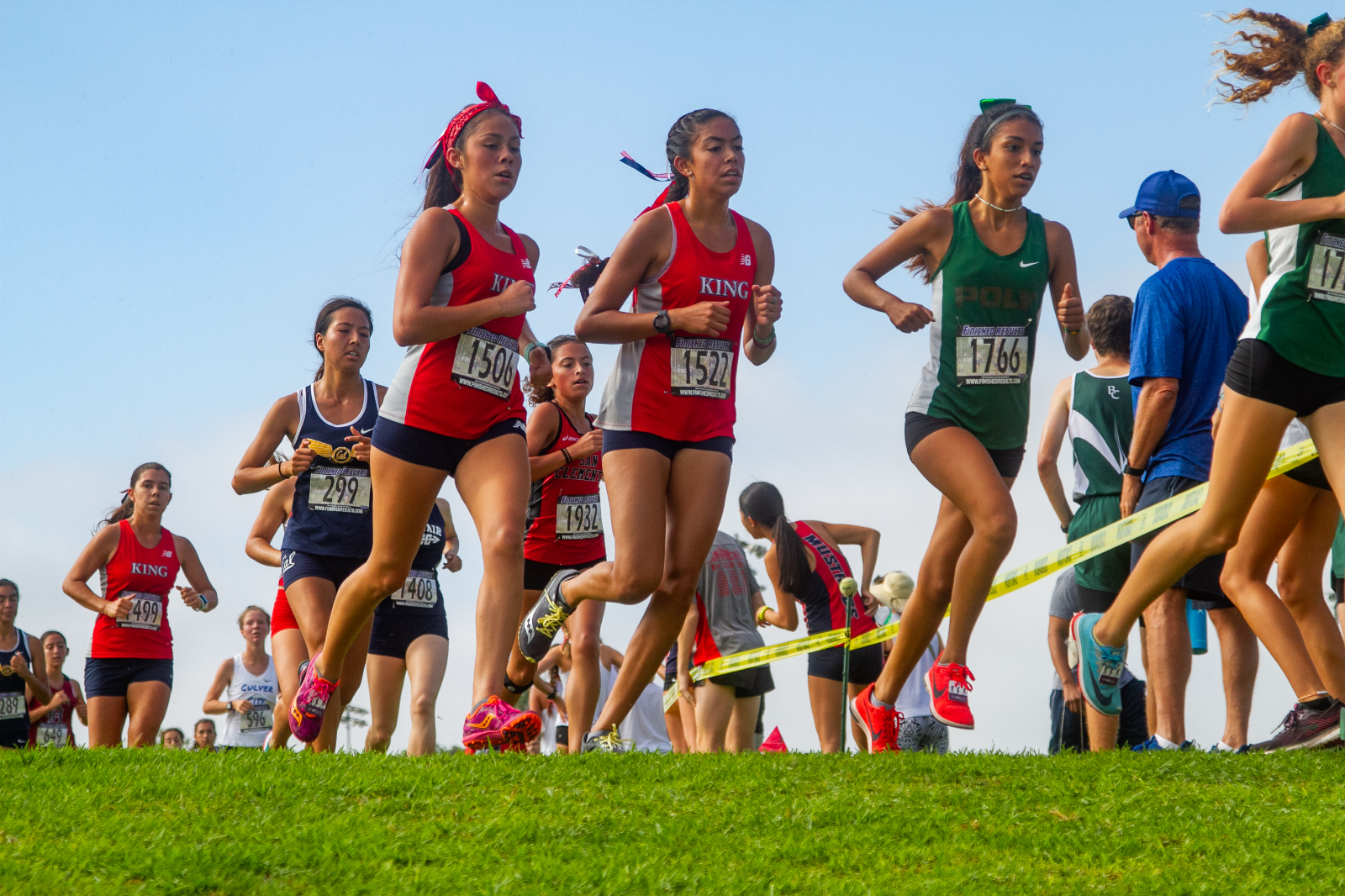 CROSS COUNTRY TEAMS HOPING TO SET PACE FOR HIGH SCHOOL SPORTS SEASON
