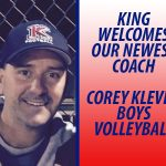 KING WELCOMES COREY KLEVEN TO THE COACHING STAFF