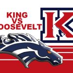 VOLLEYBALL DROPS TOUGH BATTLE TO ROOSEVELT