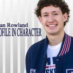 PROFILE IN CHARACTER – SEAN ROWLAND