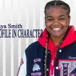 PROFILE IN CHARACER – RAYA SMITH
