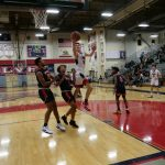 WOLVES GET CONSISTENTLY STINGY, BEAT ROOSEVELT