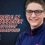 PROFILE IN CHARACTER – DYLAN PARRY