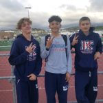 KING TEAMS UP TO SOLID RELAY RESULTS