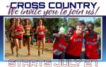 2020 CROSS COUNTRY INFORMATION