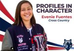 PROFILES IN CHARACTER – EVENIE FUENTES