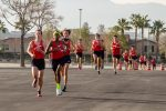 SECOND MEET OF THE SEASON TURNS INTO A HORSE RACE