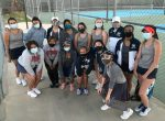 PICKING UP WHERE THEY LEFT OFF, GIRLS TENNIS WINS AGAIN