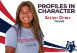 PROFILES IN CHARACTER – JASLYN GINES