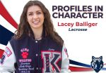 PROFILES IN CHARACTER – LACEY BALLIGER