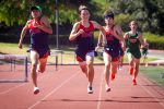 JUST LIKE OLD TIMES FOR TRACK IN WIN OVER POLY