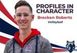 PROFILES IN CHARACTER – BRECKEN ROBERTS