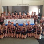 Erie HS Cheer Community Service