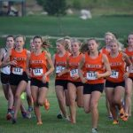 Cross Country to Toe the Line at Warrior Invite