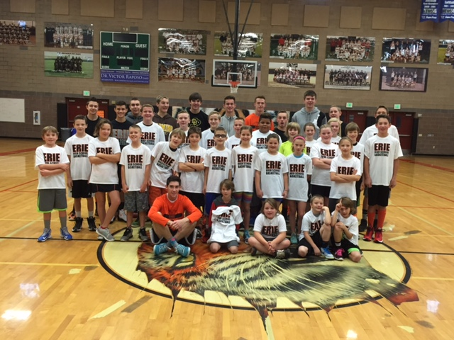 Thanksgiving Youth Basketball Camp 3rd-8th Graders