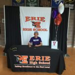 Erie's Anthony Willert Commits To Missouri Valley For Track/CC