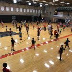 Youth Basketball Camp Reminder