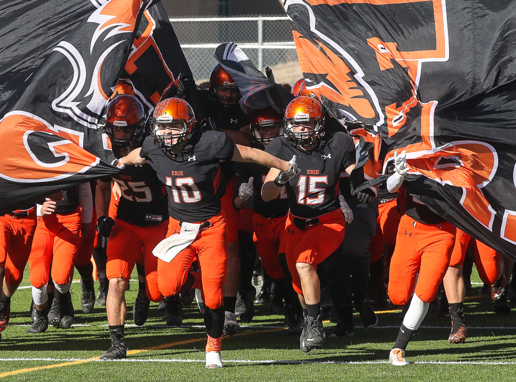 2018 Erie High School Football Youth Camps