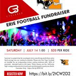 Erie HS Football CycleBar Ride