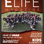 Erie Tigers Featured in ELIFE Fall Issue