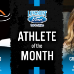 The Longmont Ford January Athlete of the Month is…