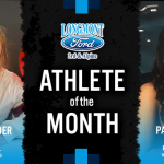 The Longmont Ford February Athlete of the month is…