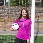 Elana Lancia All Section Soccer Goalie
