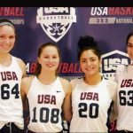 Four WPIAL girls basketball players compete at national tournament