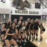 WPIAL AA Girls Volleyball Playoffs 10/24 at Serra