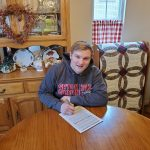 Nick Whittington College Signing