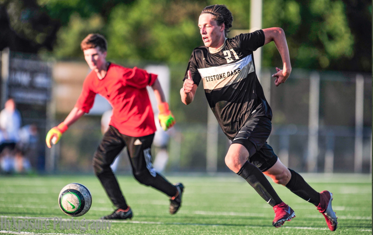 WPIAL Boys Soccer Player of the week Rutger Randall