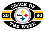 Coach Perry Steelers High School Coach of the Week