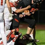 No. 5 Bellevue football makes history with win over St. Philip