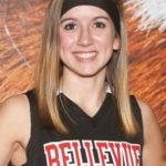 Bellevue's Bailey Whitcomb joins 1,000-point club