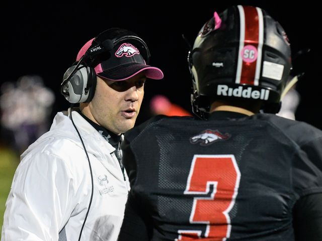 Bellevue's Wesner named 2017 Enquirer All-Area Football Team Coach of the Year
