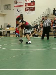 Wrestling: Olivet Invitational
