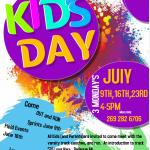 Bellevue Track Presents Kids Day