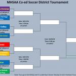 MHSAA Soccer District Tournament