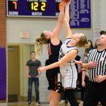 Girls Varsity Basketball beats Athens 37 – 36