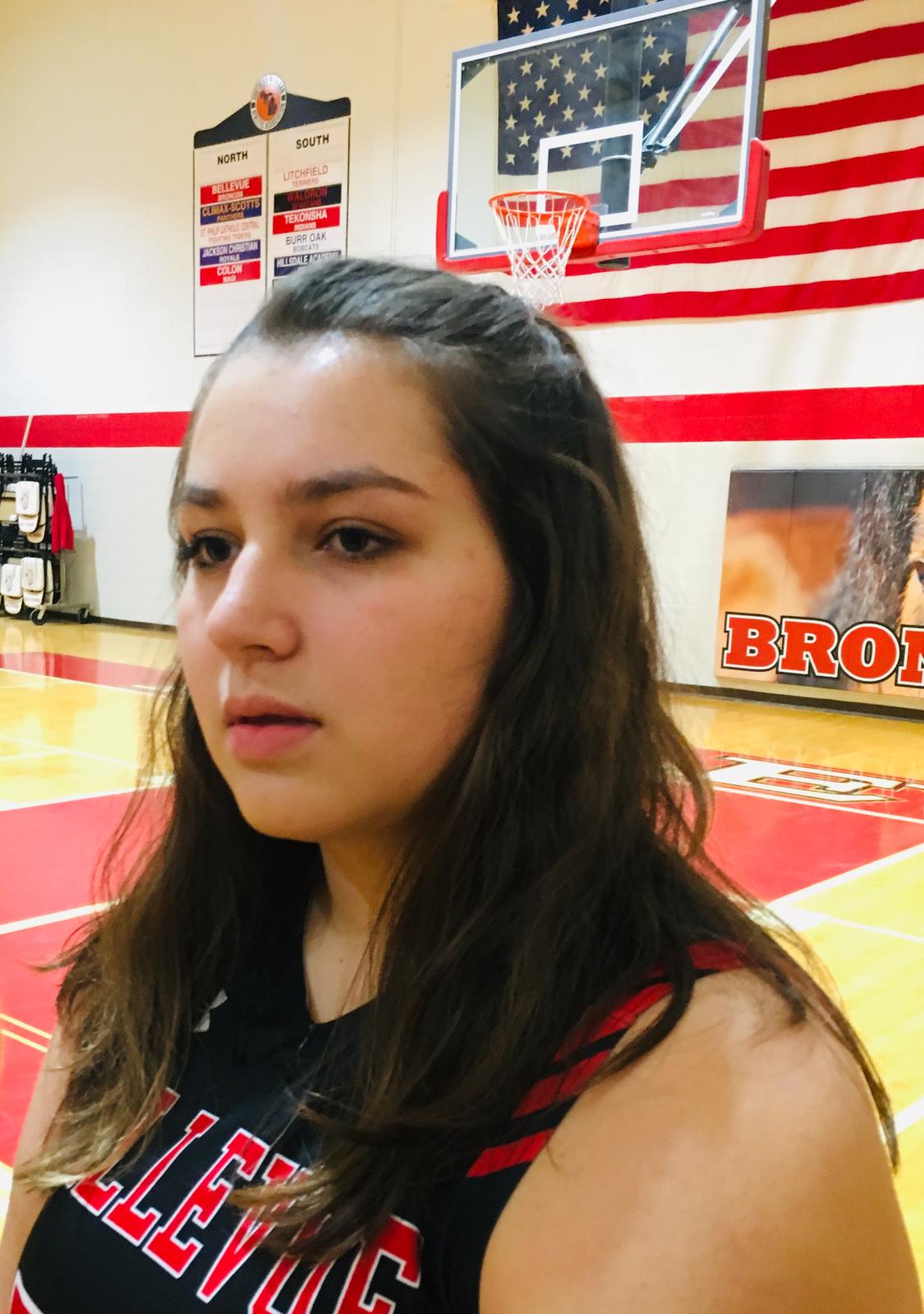 Twenty Questions with Junior Forward Sophia Rivera…