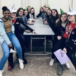 Girls Varsity Basketball beats Athens 42 – 26