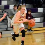 Girls Varsity Basketball beats Climax- Scotts 44 – 37