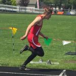 Coed Varsity Track finishes 12th place at MHSAA Track and Field Regional