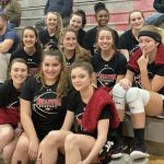 Girls Varsity Basketball beats Litchfield 57 – 43
