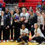 Girls Varsity Basketball beats St. Phillip Catholic Central 44 – 25
