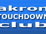 BHS Athletics Receive Fall Greater Akron Touchdown Club Sportsmanship Award