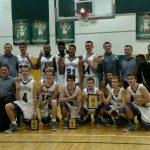 BHS Boys' Basketball Holiday Champions