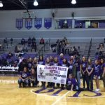 BHS Softball Team Honored with Banner