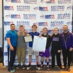 BHS WRESTLERS COMPETE IN NATIONALS