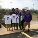 "HS Track Athletes and Coaches Receive ""DO YOUR JOB"" T-Shirts"